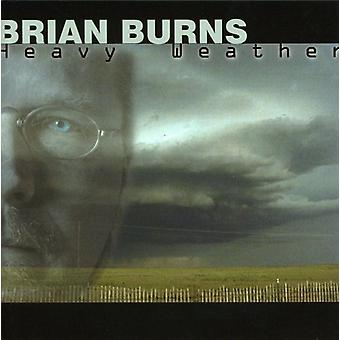 Brian Burns - Heavy Weather [CD] USA import