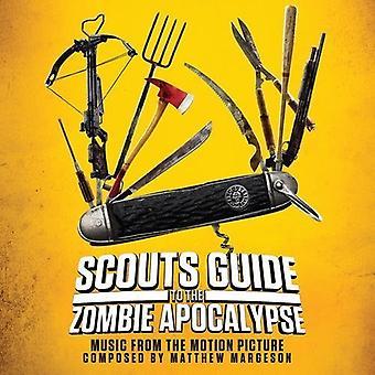 Spejdere Guide til Zombie Apocalypse / O.S.T. - spejdere Guide til Zombie Apocalypse / O.S.T. [CD] USA import