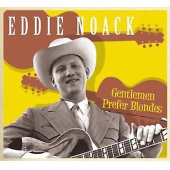 Eddie Noack - Herre foretrækker blondiner [CD] USA import