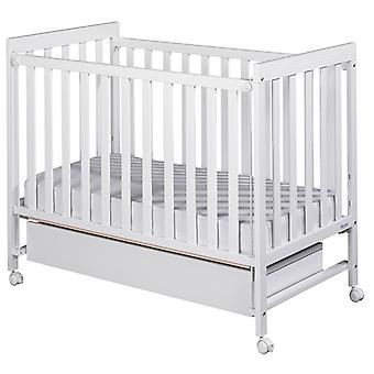 Micuna Cradle 120x60 Cm White Basic 1 (Home , Babies and Children , Bedroom , Cribs)