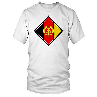 Aircraft Of NVS (East Germany) Nationale Volksarmee Clean Effect Ladies T Shirt
