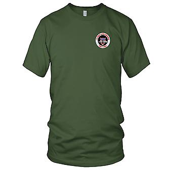 US Coast Guard USCG - CGRON-1 Squadron en brodert Patch - Vietnam damer T skjorte