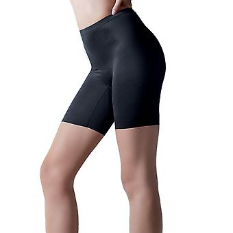 Anita Rosa Faia 1784-001 Damen Twin Shaper Schwarzlicht Kontrolle abnehmen Gestaltung Shorts