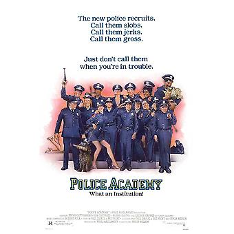 Police Academy Movie Poster (11 x 17)