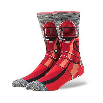 Haltung Star Wars Rote Garde Crew Socken