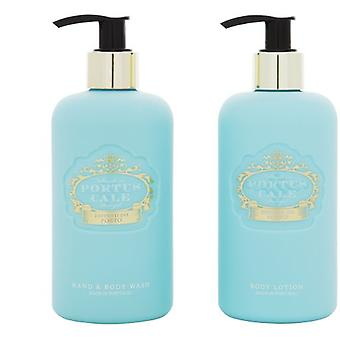 Portus Cale Body Lotion Butterflies 300 ml (Cosmetics , Body  , Moisturizers)