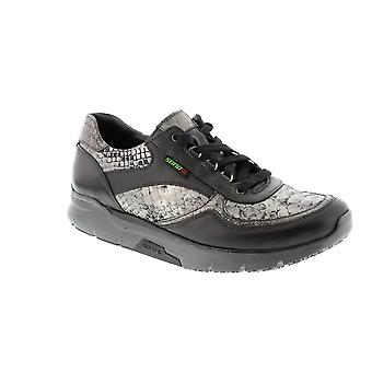 Mephisto Volodia - Black (Leather) Womens Trainers