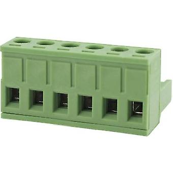 Pin enclosure - cable Total number of pins 5 Degson 2EDGK-5.08-05P-14-00AH Contact spacing: 5.08 mm 1 pc(s)