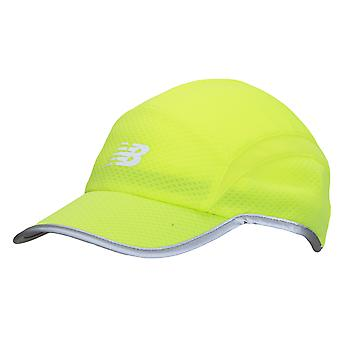 New Balance 5 Panel Performance Cap - Hi-Lite