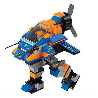 Sluban Robots Space Fighter Ray (Babies and Children , Toys , Constructions)