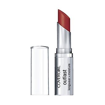 Covergirl Outlast Longwear + Moisture Lipstick 955 Amazing Auburn 0.12oz / 3.4g