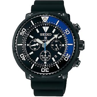 Seiko mens watch, ProspEx diver BB´s solar chronograph limited edition SBDL045