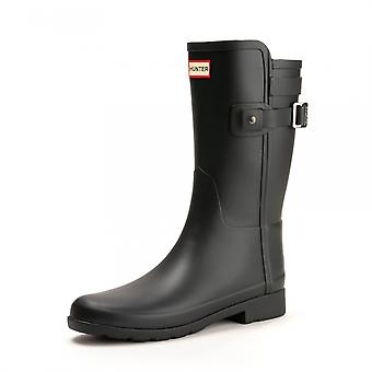 Hunter Original Short Refined Back Strap Ladies Wellingtons