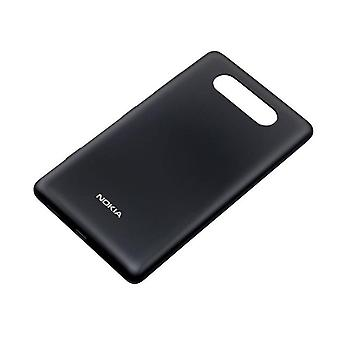 Nokia battery cover CC-3058 Nokia lumia 820 matt black