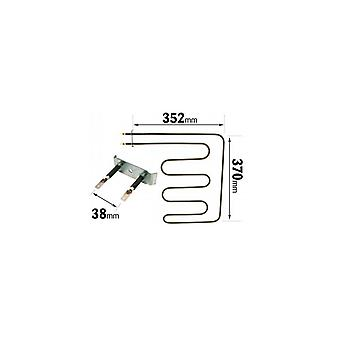 Indesit Top Backofen Grill Element