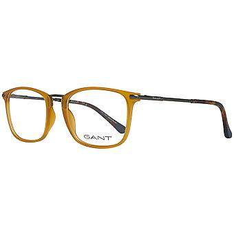 GANT glasses mens yellow