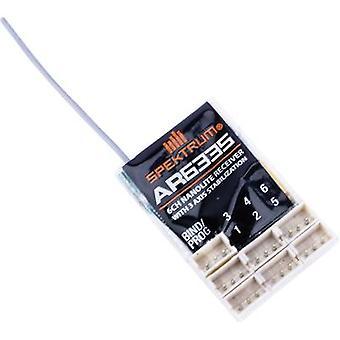 6-channel receiver Spektrum AR6335 2,4 GHz Connector system JST-ZHR