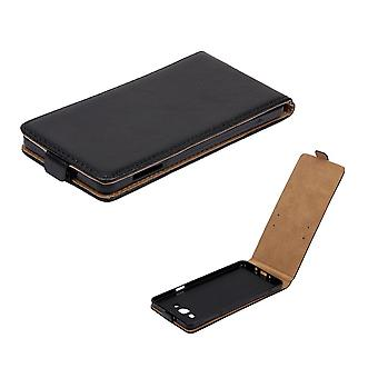 Mobile phone case pouch for mobile Samsung Galaxy A7 A700F black