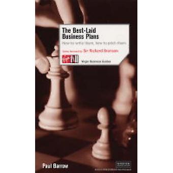 Le meilleur établi des Plans d'affaires par Paul Barrow & Richard Branson
