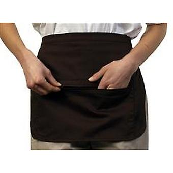 BonChef Zipped Money Pocket Apron