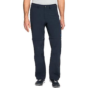 Jack Wolfskin Mens Canyon Zip Off Breathable Travel Walking Trousers