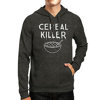 Cereal Killer Funny Graphic Unisex Hoodies Halloween Horror Nights