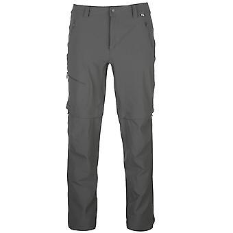 Millet Mens Trekker Zip Off Trousers Waterproof Pants Bottoms UV Protection