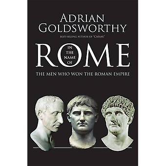 باسم روما-الرجال الذين فاز الإمبراطورية الرومانية بالذهبيات أدريان