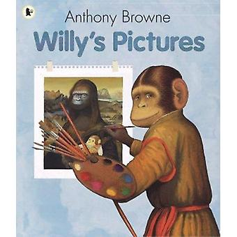 Willy's Pictures by Anthony Browne - 9781406313567 Book