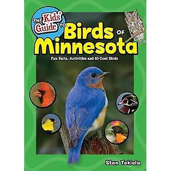 Die Kinder-Leitfaden für die Vögel von Minnesota - Fun Facts - Aktivitäten- und 1