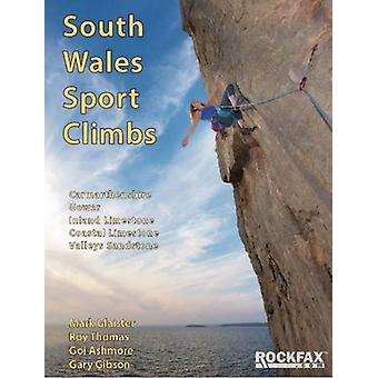 South Wales Sport Climbs by Mark Glaister - 9781873341360 Book
