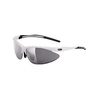 Northwave White-Black Team Cycling Glasses