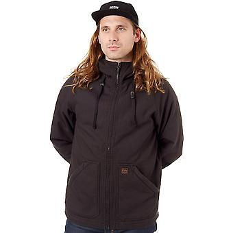 Billabong Raven All Day Canvas Sherpa Lined Jacket