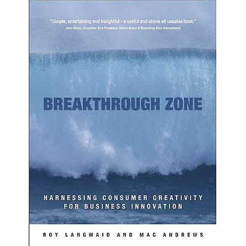 The Breakthrough Zone  Harnessing Consumer Creativity for Affaires Innovation