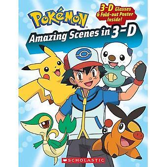 Pokemon: Amazing Scenes in 3-D (Pokemon