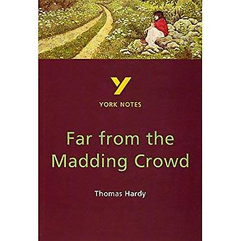 York Notes on Thomas Hardy's  Far from the Madding Crowd  (York Notes)