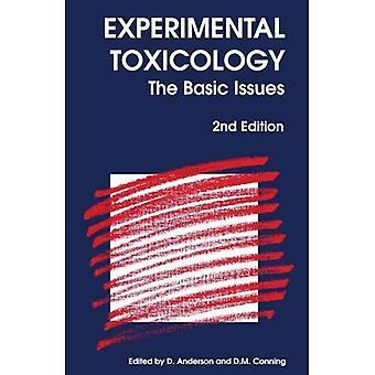 Toxicologie expérimentale