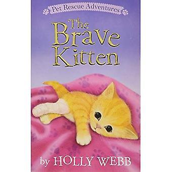 The Brave Kitten (Pet Rescue Adventures)