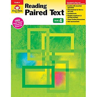 Reading Paired Text, Grade 4: Common Core Mastery (Reading Paired Text: Common Core Mastery)
