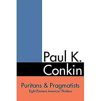 Puritanerna och pragmatiker: åtta framstående amerikanska tänkare