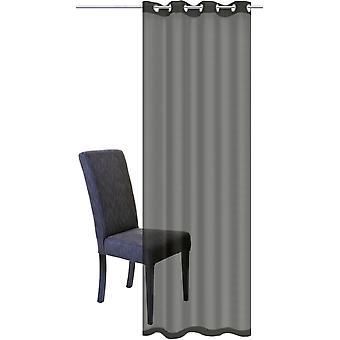 HOME Interior ideas curtain» DOLLY «eyelets (1 piece) cheaper Unischal H/W 245 x 140 cm.