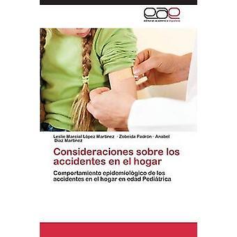 Consideraciones Sobre Los Accidentes sv El Hogar av Lopez Martinez Leslie Marcial