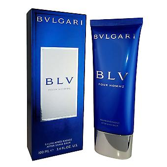 Blv for men by bvlgari 3.4 oz after shave balm