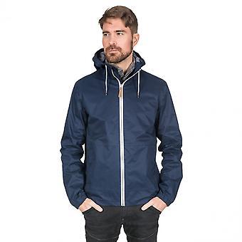 Trespass Mens Dalewood impermeável Windproof Zip-casaco
