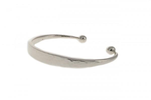 Cavendish French Smooth and Tapered Chunky Cuff Bangle