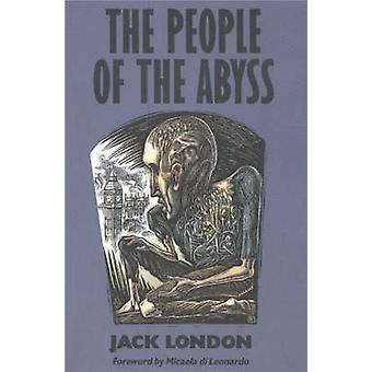 The People of the Abyss by Jack London - 9781556521676 Book