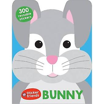 Sticker Friends Bunny by Roger Priddy - 9781783413676 Book