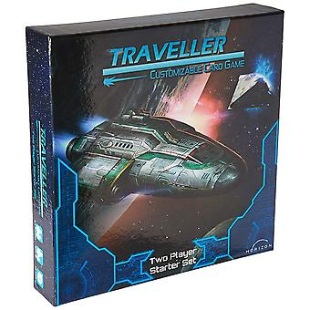 Traveller CCG Card Game - Two Player Starter Set Card Game