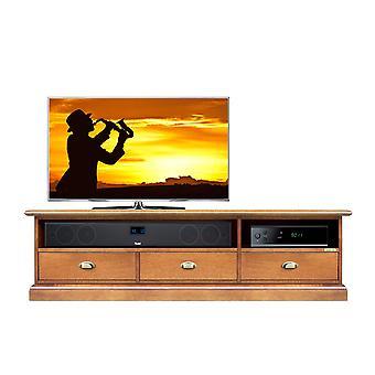3 Drawers soundbar Compartment TV holder