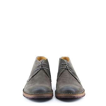 Made In Italia Tommaso Men Grey Lace up -- TOMM241840